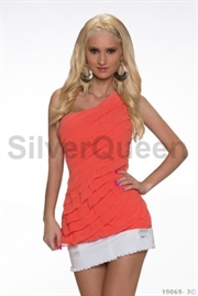 Etage mesh top -Mat orange