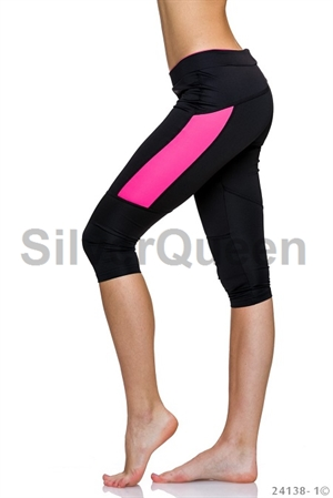 Capri sport leggings