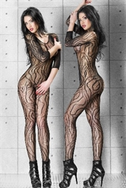 Fræk bodystocking