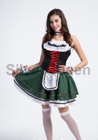cf2b7f853024 Fint tyroler kostume. Deltag i oktoberfesten i festligt kostume