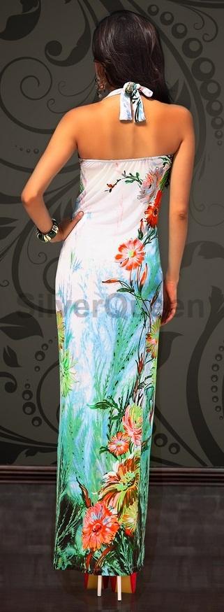 kjole som skifter farve